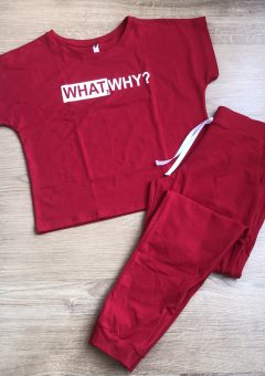Conjunto jogger what, why!!!